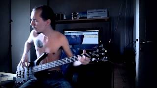 Bulls On Parade - Rage Against The Machine - Bass Cover