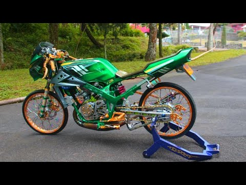 Modifikasi Ninja R Street Racing By Rfm Concept