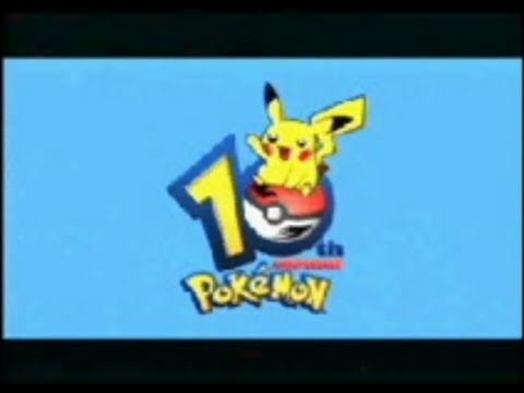 Official Lost Pokemon 10th Anniversary Music Video