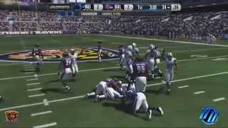 MADDEN NFL 15 | BALTIMORE RAVENS VS INDIANAPOLIS COLTS | LETS GET LOOSE! | STEVE SMITH IS A BEAST
