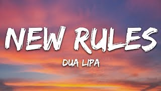 Baixar Dua Lipa - New Rules (Lyrics)