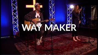Way Maker - Worship Pro (acoustic cover)