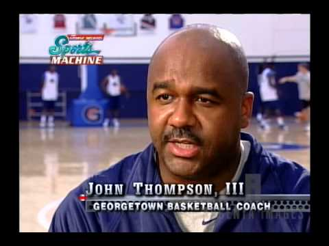 John Thompson III talks about his fathers shadow and tightening his playing skills