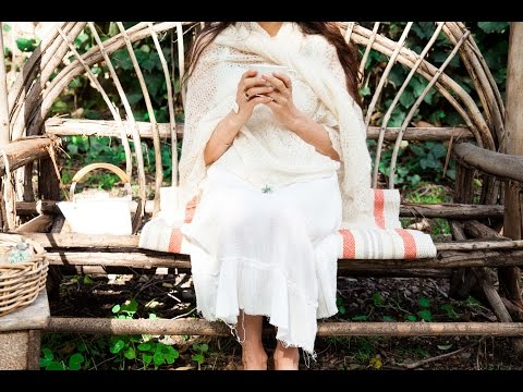Shiva Rose finds solstice with Traditional Medicinals's Tea