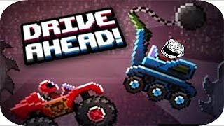 Driving A Head (Drive Ahead Gameplay) Ep 1