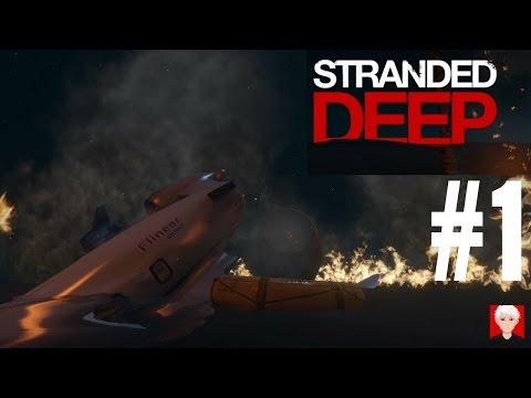 Crashed My Private Jet [][] Stranded deep [][] #1[][]