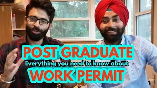 3 year Work Permit after 16 months study | Canada USA Border