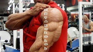 farmaco musculacion: