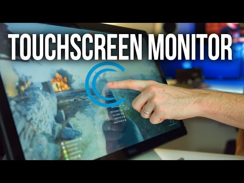 Using A Touchscreen Monitor For Gaming?