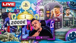 FIFA 21: MENÜ ACTION, Packs / SBC´s 🔥 2000€ Sony Turnier 😱