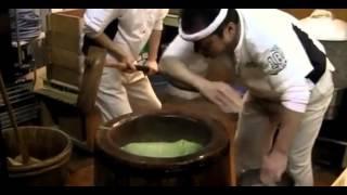 Как японцы делают Моти - японцы жгут, японские приколы