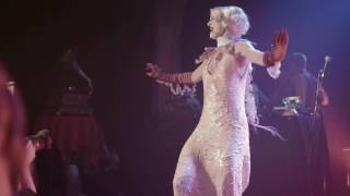 The Lady Josephine - Montreal Burlesque - Lady in White