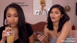 Q&A Kylie y Jordyn traducido al español