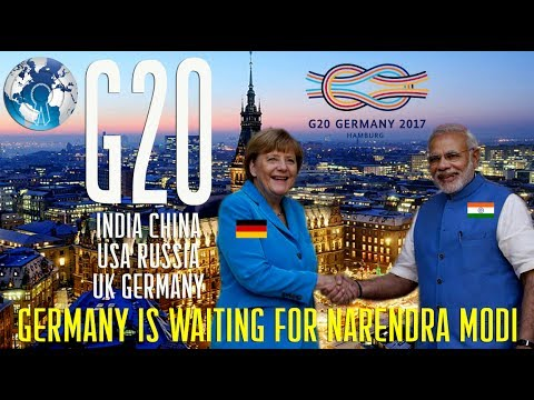After Israel GERMANY is Waiting for Narendra Modi for G20 Summit