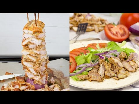 Chicken Kebab how to make it in very simple steps