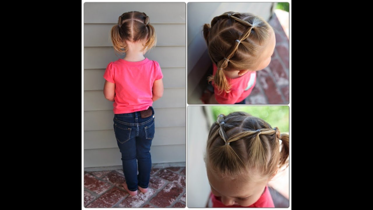peinados faciles y rapidos para nia top tendencias