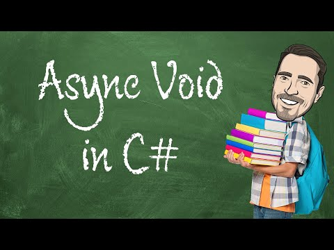 Why is async void bad and how do I await a Task in an object constructor in C#?