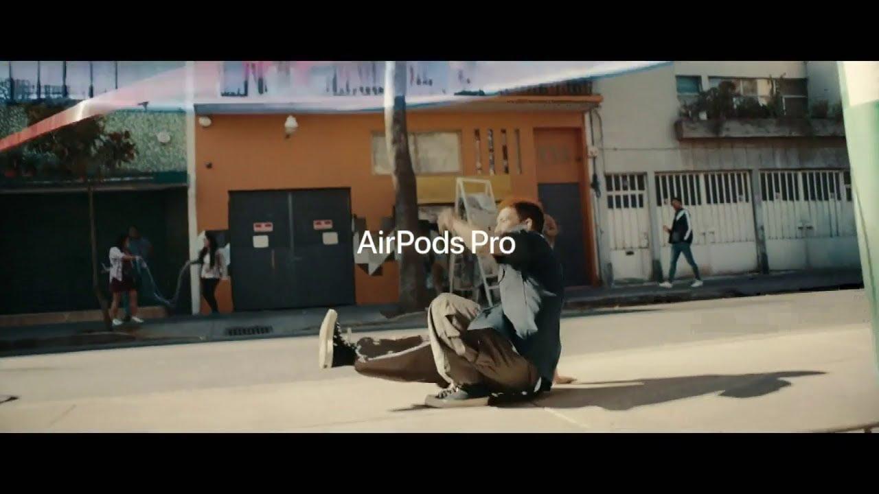 Musique de la pub Apple AirPods Pro  2021
