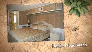 North Myrtle Beach SC Luxurious Cabin for Rental-Rental SC