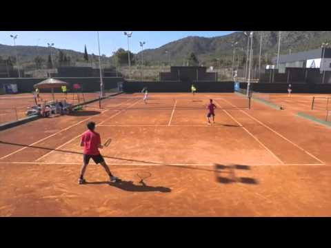 Best Junior Tennis Points Series - Mallorca - Tennis Europe - April 2016
