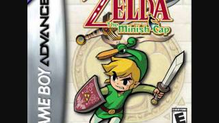 The Legend of Zelda: The Minish Cap - Boss Battle