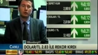 Forex Araştırma Uzmanı Onur Altın Kurda ki Hareketlilik - Bloomberg HT - Küresel Piyasalar