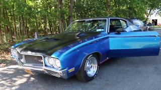 1970 Buick Skylark For Sale~455 Big Block~Auto~Buckets~Center Console