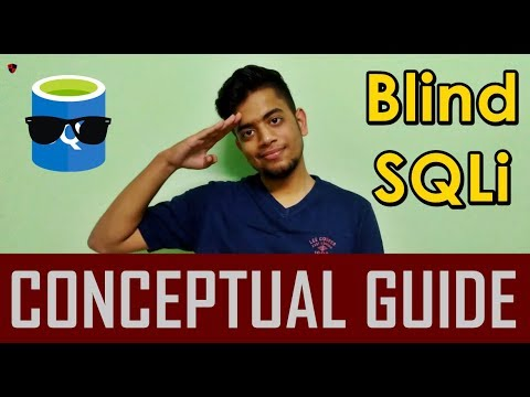[HINDI] Blind SQL Injection | Methodology And Types | Conceptual Guide