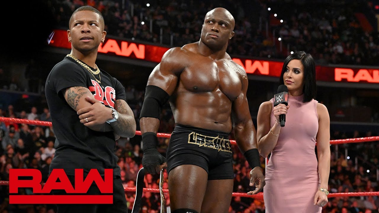 Download Finn Bálor will introduce Bobby Lashley to The Demon at WrestleMania: Raw, April 1, 2019