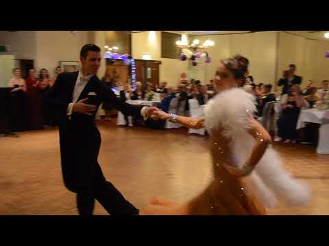 Ball of the Austrians in Melbourne Waltz Dance Performance