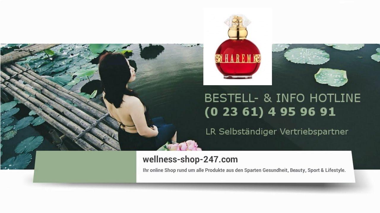 1eb7aa47b033f9 LR Damen Parfum Harem günstig kaufen im LR online Shop - YouTube