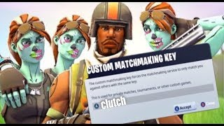 (NA EAST) CUSTOM MATCHMAKING SCRIMS | CODE: clutch | Fortnite LIVE|
