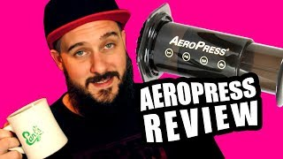 Video AEROPRESS REVIEW (one year with the Aeropress coffee maker) AND HOW TO BREW download MP3, 3GP, MP4, WEBM, AVI, FLV Juli 2018