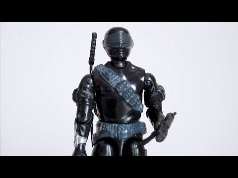 1985 Snake-Eyes & Timber (Commando & wolf) G.I. Joe review