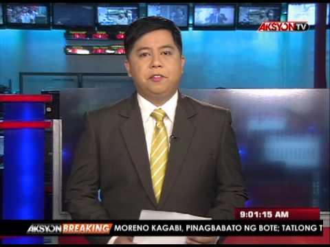 AKSYON BREAKING: Jove Francisco May 6, 9:00AM (Aksyon TV)