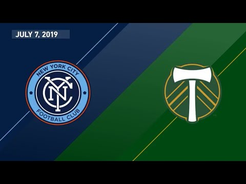 Highlights | New York City FC 0-1 Portland Timbers