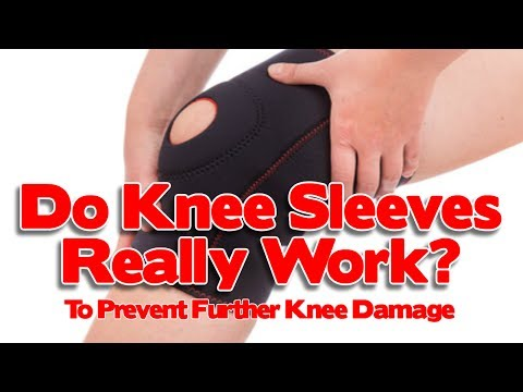 Do Knee Sleeves Really Prevent Further Injury