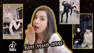 ردة فعلي على تيك توك صديقتي كيم ميسو الجزء الثاني    Reacting To Kim Miso's Tik Tok 🥴