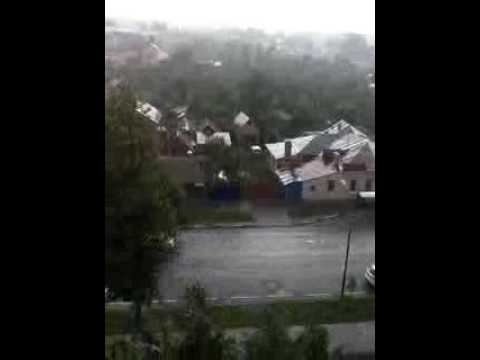 Потоп в Тамбове...Карла Маркса