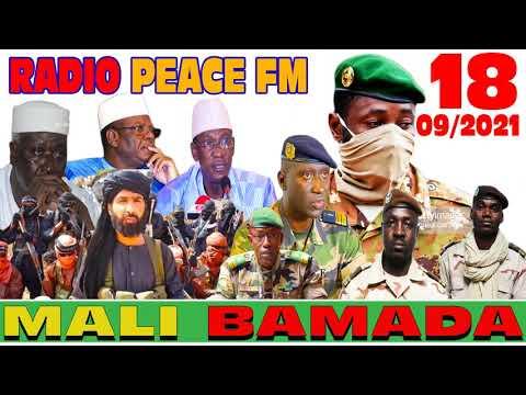 RADIO PEACE FM  18 /09/ 2021