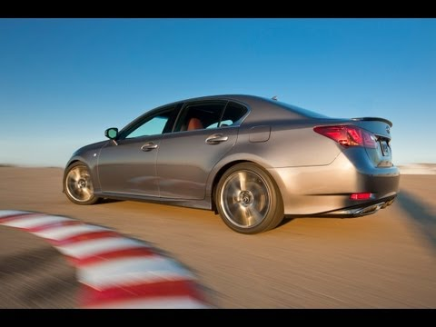 2013 Lexus GS 350 F Sport vs Mercedes Benz E350 vs BMW 535i race track review