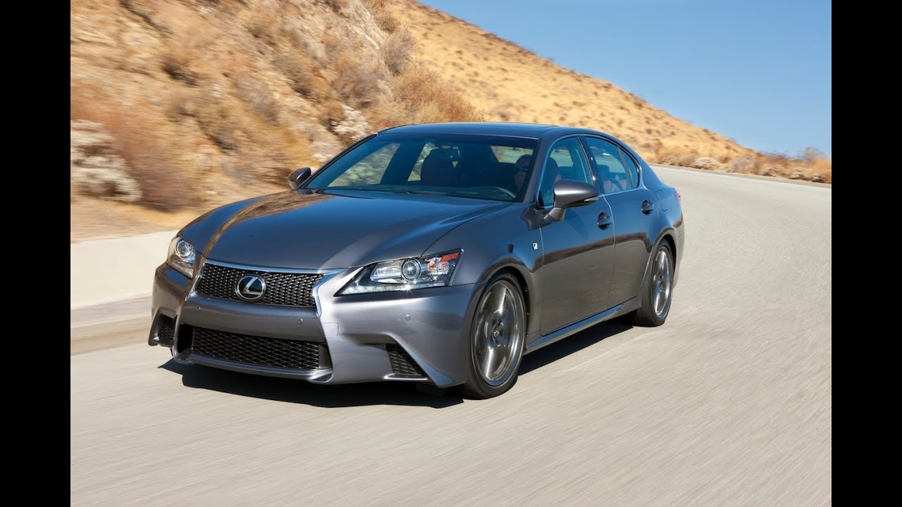 2011 Lexus Es 350 >> 2013 Lexus GS 350 F Sport vs Mercedes-Benz E350 vs BMW ...