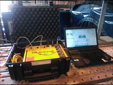 Partial Discharge for MV Motor & Generator