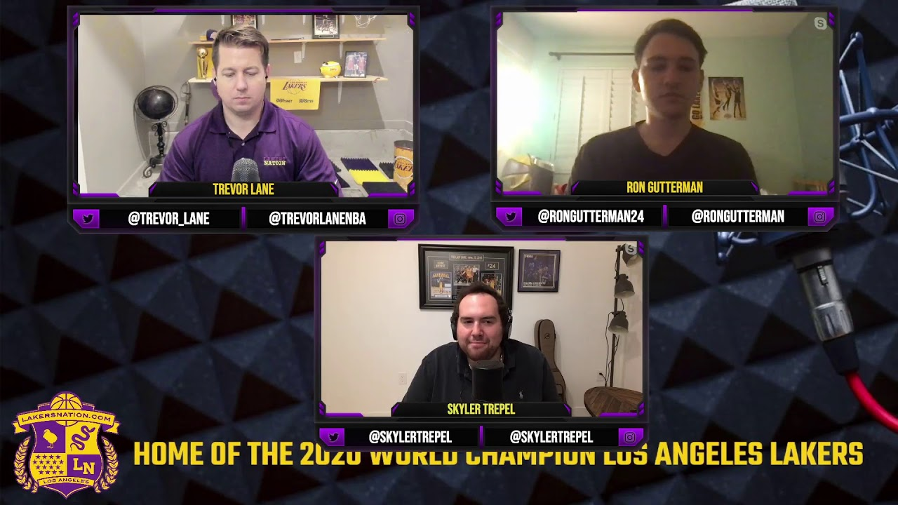 Lakers Offseason Live! Who Should L.A. Target In Trades/Free Agency?, Chaos In The NBA - Lakers Nation