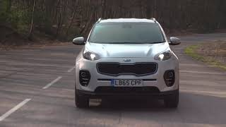 FAMILY CAR - Kia Sportage SUV 2017 review | Mat Watson Reviews
