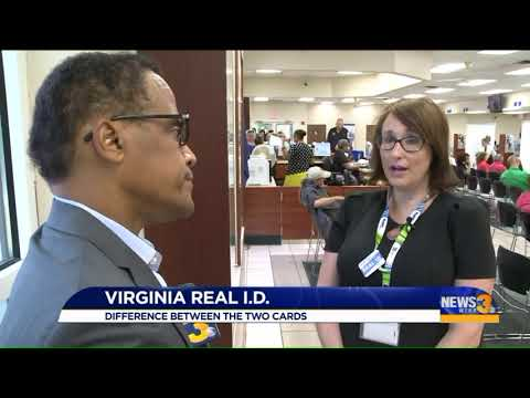 Here's What You Need To Get A Real ID In Virginia