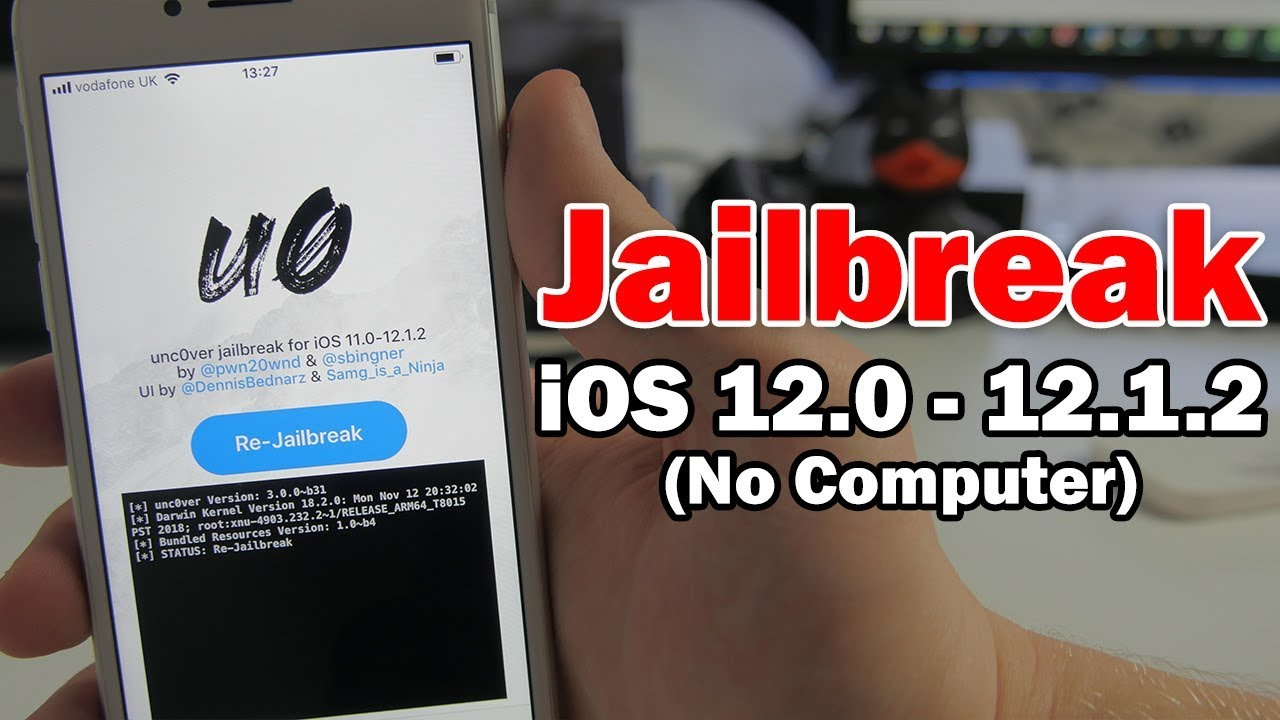 How to Jailbreak iOS 12 0 – 12 1 2 Using Unc0ver & Install Cydia