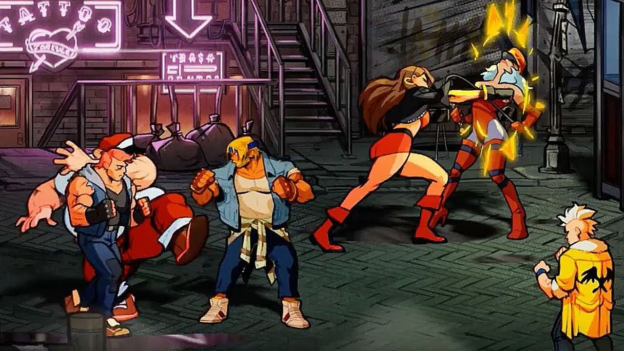 Beat 'em up - Wikipedia
