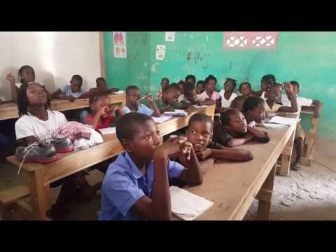 Romans 10:14, 15 in Haitian Creole