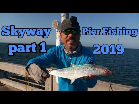 Skyway Pier Fishing 2019 - Part 1